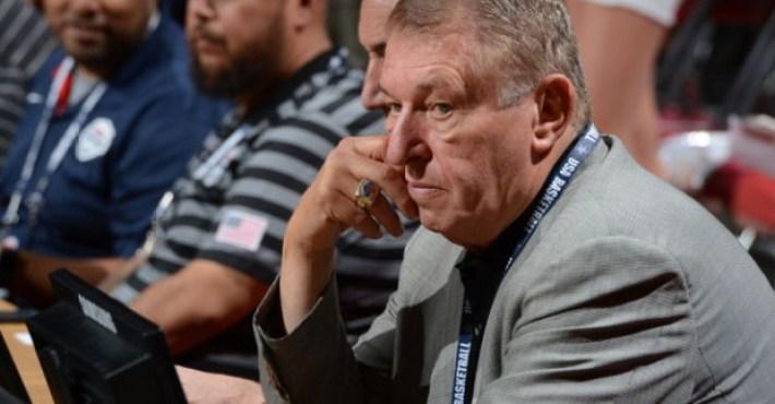 Jerry Colangelo cree que los Sixers están mejor con la gerencia actual