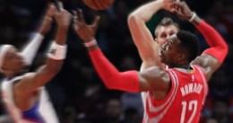Duelo con chispas entre Clippers y Rockets