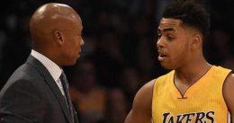Los Lakers acabarán la temporada con los jóvenes