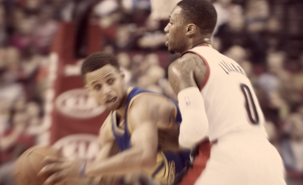 Damian Lillard Stephen Curry