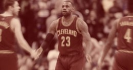 LeBron James pasa a Dominique Wilkins