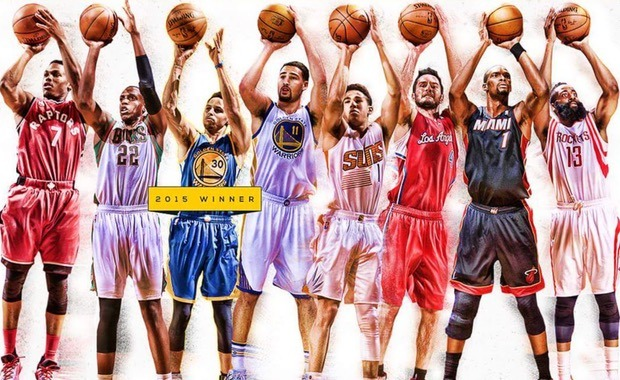 concurso triples All-Star 2016 NBA