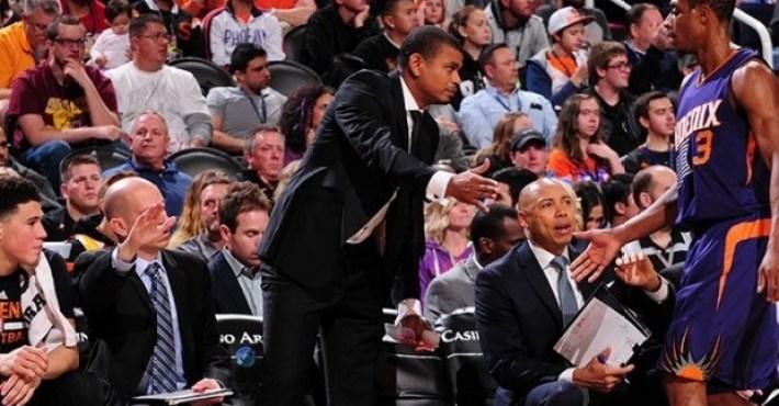 Los Suns oficializan su staff técnico