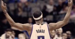 Los Kings se centran en Rajon Rondo