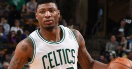 Marcus Smart sigue con problemas en el tobillo