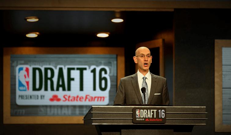 Draft 2016 Adam Silver