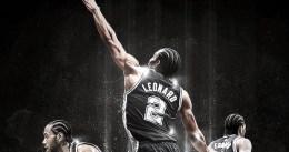 Kawhi Leonard, 'playoffs' a ritmo de leyenda