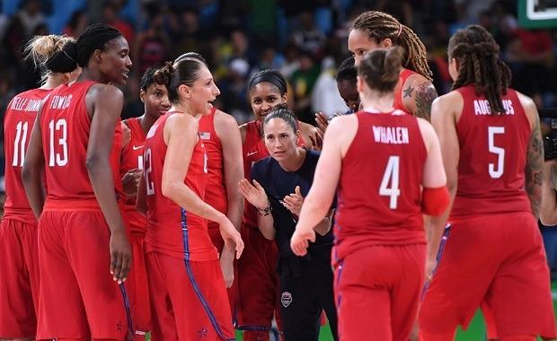 Sue Bird y el Team USA femenino