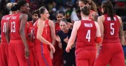 La rivalidad entre España y EE.UU. se repetirá en la final femenina