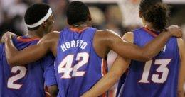 Los campeones universitarios en la NBA