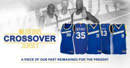 """Los Warriors lucirán nuevos uniformes inspirados en los """"Run TMC"""""""