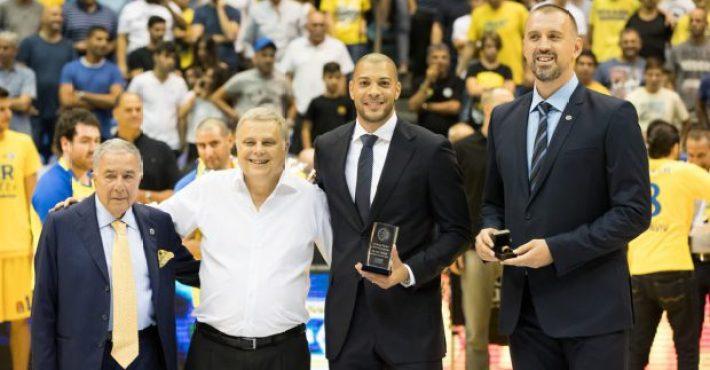 Anthony Parker entra al Hall of Fame del Maccabi