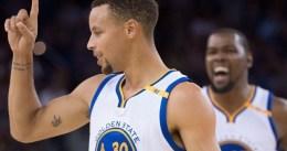Curry y Durant dan una exhibición para cerrar la pretemporada