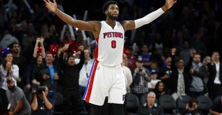Drummond: el nuevo asistente de los Pistons