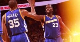 Golden State saca lo mejor de sus estrellas para derrotar a los Suns