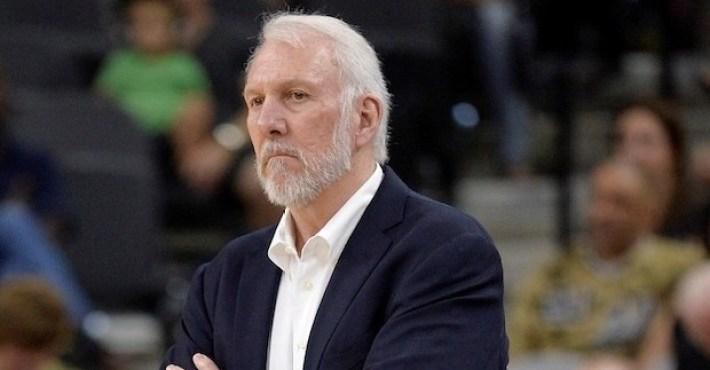 Gregg Popovich, quinto entrenador con más triunfos en la historia de la NBA