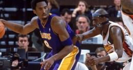 El duelo en el que Kobe y Jamison lograron 51 puntos cada uno
