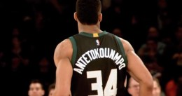 Antetokounmpo se exhibe en Boston, pero pierde Milwaukee