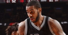 Aldridge, disconforme con la delegación 'spur' en el All-Star Game