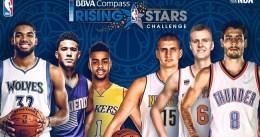 Lo mejor que se pudo ver en el Rising Stars Challenge