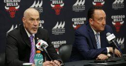 Los Bulls no se plantean cambiar a su dirección deportiva