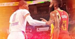 Una devastadora segunda mitad de los Rockets hunde a OKC