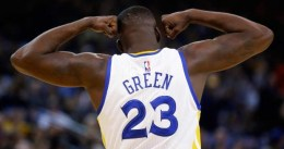 Golden State sigue dominando el Oeste; triple-doble para Draymond Green