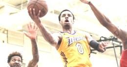 Vander Blue firma un 'two-way contract' con los Lakers