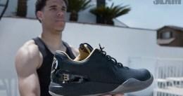 Lonzo Ball presenta sus nuevas zapatillas de 495 dólares