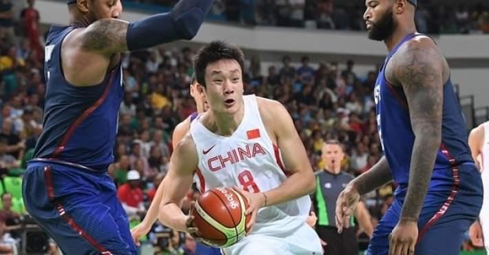 El alero chino Ding Yanyuhang, objetivo de los Mavericks