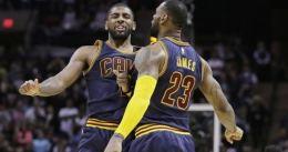 Los Cavs arrollan a Boston para volver a las Finales NBA