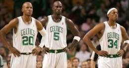 Los Celtics campeones de 2008 se reunirán en TV sin Ray Allen