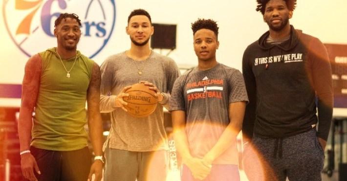 Los 76ers consiguen su 'Big Three' a lo Harden-Russ-Durant