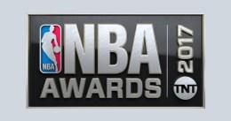 En vivo: primera gala de premios NBA 2017