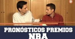 Drafteados: los pronósticos para los premios NBA 2017