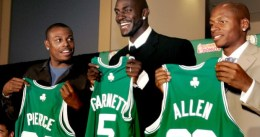 Boston Celtics y el 'Big Three': 10 años del re-alumbramiento verde