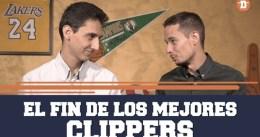 Drafteados: el fin de los mejores Clippers