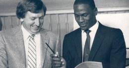 Los salarios de Michael Jordan a lo largo de su carrera