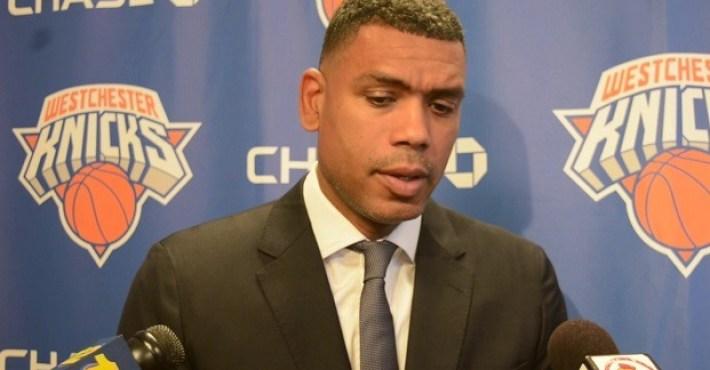 """Allan Houston: """"Los Knicks necesitan tener una identidad"""""""