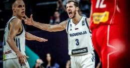 Eslovenia, oro del Eurobasket 2017 en la coronación del rey Goran Dragic