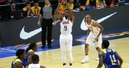 Estados Unidos-Argentina, la final de la AmeriCup