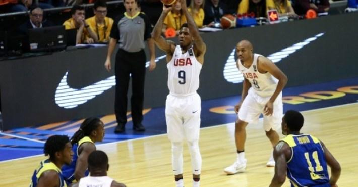Estados Unidos anuncia sus 12 jugadores para las ventanas FIBA