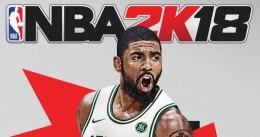 NBA 2K18, ya a la venta