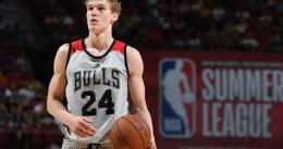 Lauri Markkanen, unas de las sensaciones del Eurobasket