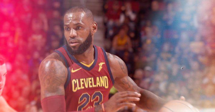 LeBron James supera en partidos a Michael Jordan