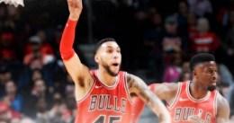 Los Bulls se apuntan la primera victoria