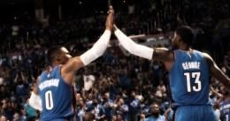 Westbrook, a lo suyo: triple-doble para arrasar a los Knicks