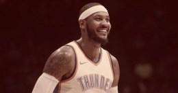Carmelo Anthony pasa a Allen Iverson en la lista de anotadores