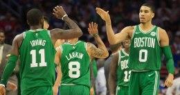 Celtics, equipo que más remonta en el cuarto período… otra vez