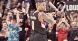Portland sale airoso de Nueva York con 32 puntos de Lillard
